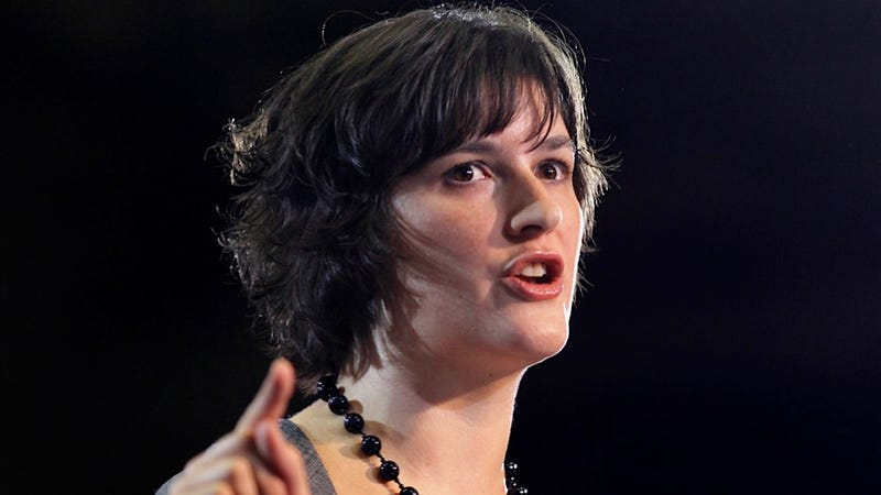 Illustration for article titled Sandra Fluke Says If We Like Covered Wagons and No Electricity, We Should Vote for Romney