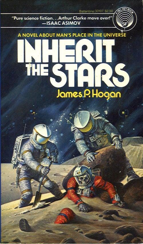 james hogan author