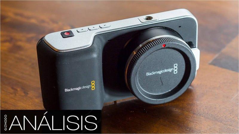 Illustration for article titled Blackmagic Pocket Cinema Camera, análisis: bella y muy especial