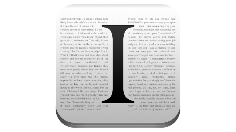 Illustration for article titled Instapaper Was Just Bought By the Same Company That Bought Digg (Updated)