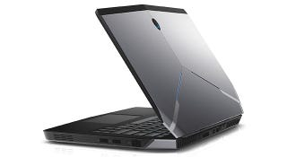 Illustration for article titled The New Alienware 13-inch Laptop Promises Pro Gaming Without Backache