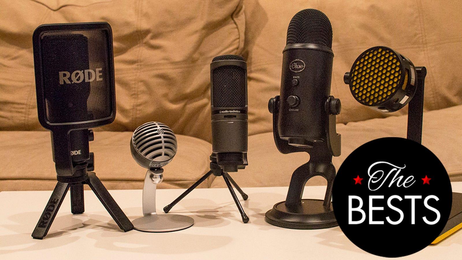 the best usb mic on a budget. Black Bedroom Furniture Sets. Home Design Ideas