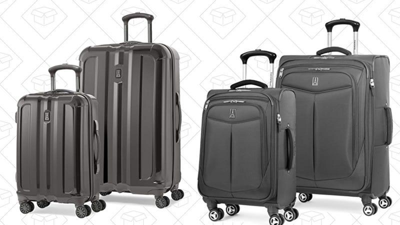 Travelpro Luggage Gold Box | Amazon