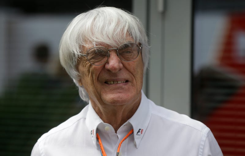 Illustration for article titled F1 Boss Bernie Ecclestone Still Unsure On Red Bull's Future And Racing In The US