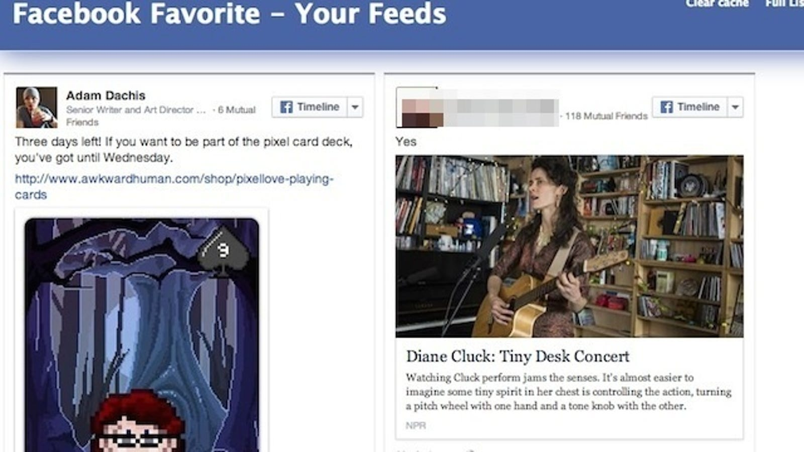 Facebook Favorite Saves Facebook Posts for Later