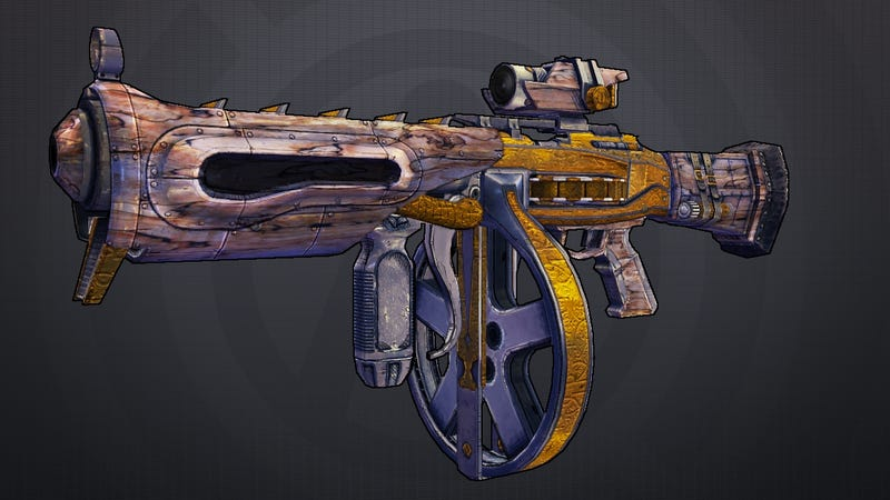 Illustration for article titled Borderlands 2's Horse Cannon Kicks Like a Mule, and I Want You to Have the One I Used [Update]