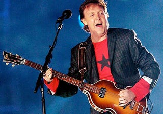 Illustration for article titled Paul McCartney Live Tracks On The Run Towards Rock Band