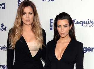 Illustration for article titled Report: Kim, North West, Khloe, and Kylie Involved in Car Accident