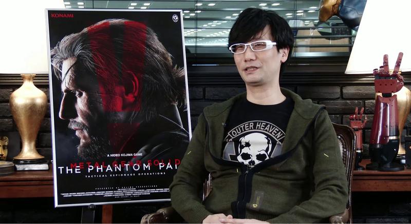 Illustration for article titled Konami intenta aclarar (sin conseguirlo) la polémica sobre Hideo Kojima