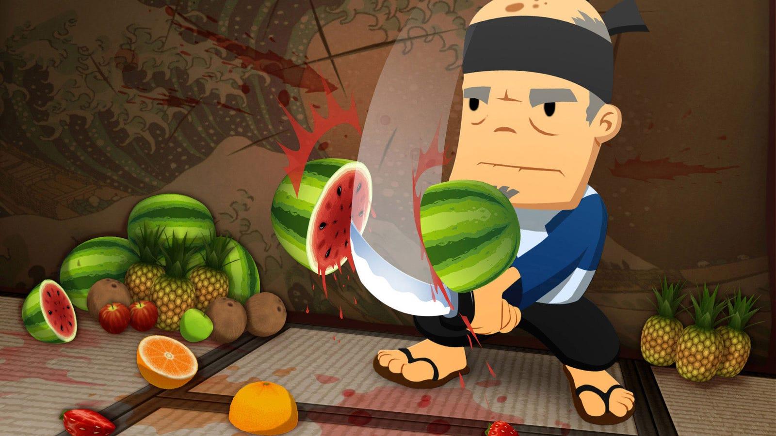 Fruit Ninja\'s Creators Have Been Split By An Identity Crisis