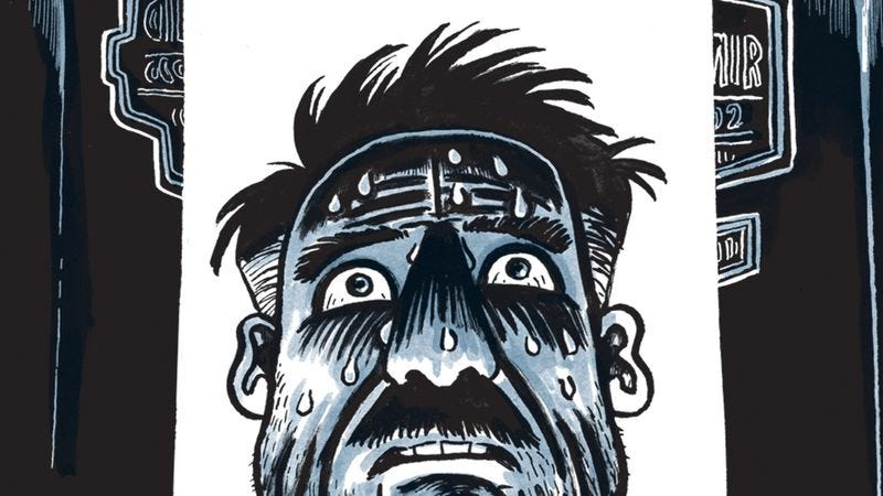 Illustration for article titled Meet the man who brought us zombies in The Abominable Mr. Seabrook