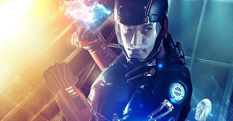 """Illustration for article titled DC's """"Legends of Tomorrow"""" gets a series order!"""
