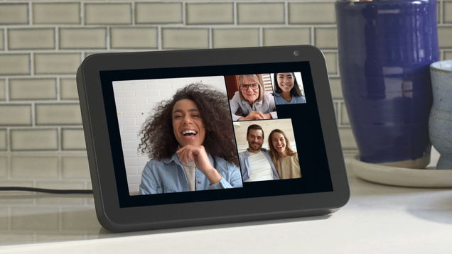 You Can Now Do Group Video and Audio Calls on Echo Devices