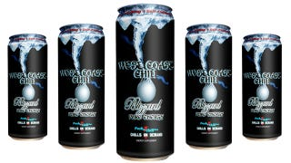 West Coast Chill Energy Drink Beer