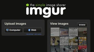 Illustration for article titled Most Popular Service for Quick Image Sharing: Imgur