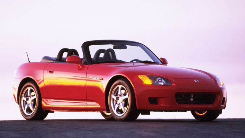 More Evidence That Land Down Under Is A Strange And Mysterious Place Man Was Able To Purchase New Yes Brand Honda S2000 From Dealership