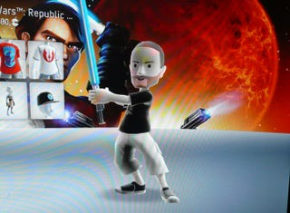 Illustration for article titled 360 Update Brings Star Wars, BioShock Avatar Outfits