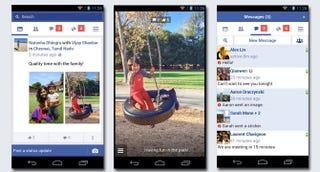 Illustration for article titled Facebook estrena Facebook Lite, una app mucho más rápida y ligera