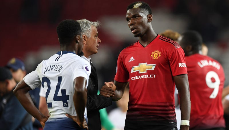 Illustration for article titled Paul Pogba And José Mourinho's Relationship Is Rapidly Deteriorating