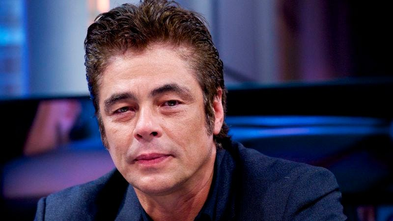 Illustration for article titled Use The Sliders To Exchange These Coupons For A Picture Of Benicio Del Toro