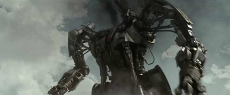 Illustration for article titled New Terminator 4 Trailer Features More Humanity-Ending Terminator Motorcycle Action
