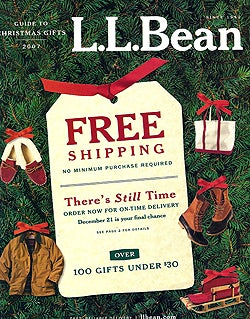 Illustration for article titled Attention Shoppers: It's Not Too Late For L.L. Bean