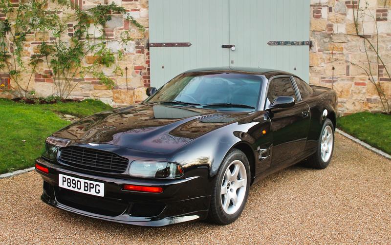 Elton Johns Aston Martin Vantage Is For Sale And It Is Perfect - Aston martins for sale