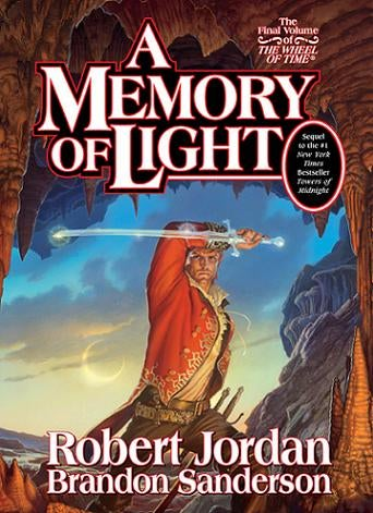 A Memory of Light delivers a better ending than Robert Jordan's Wheel of Time series probably ...