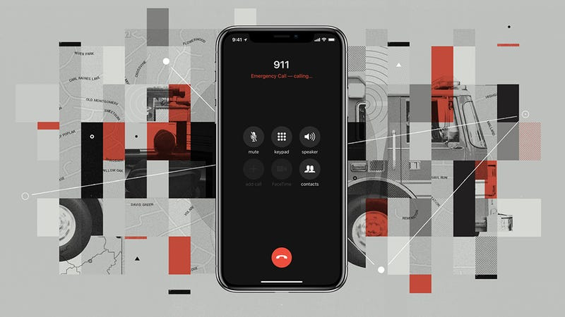 Illustration for article titled iOS 12 to Feature Automatic Location Sharing for 911 Calls