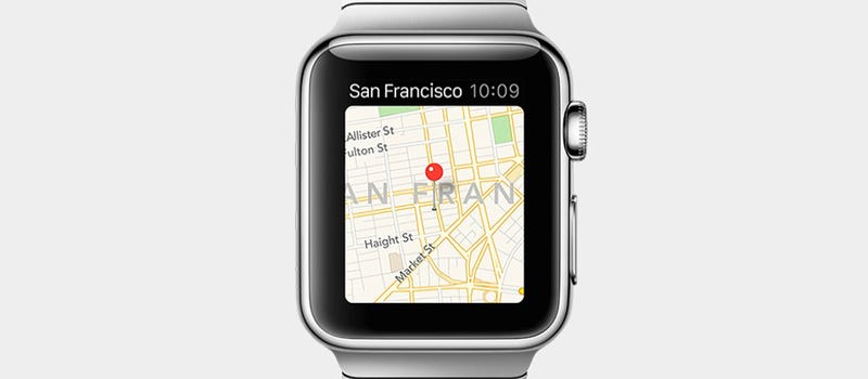 Illustration for article titled Apple Watch's Walking Directions Buzz Your Wrist When It's Time to Turn