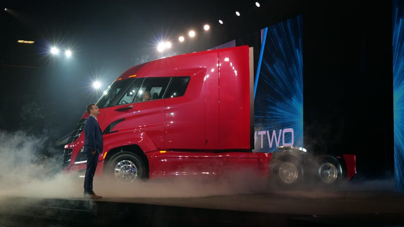 Illustration for article titled Here's What Nikola Motors Is Getting Right About Electric Transportation