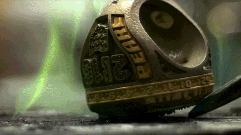 The Crazy Craftsmanship That Goes Into Making an NBA Championship Ring