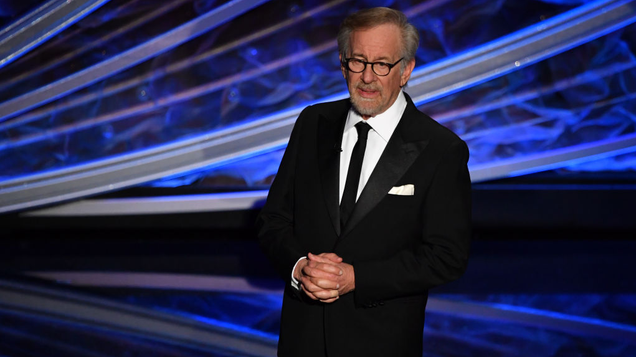 Steven Spielberg s Pretty OK With Netflix Now