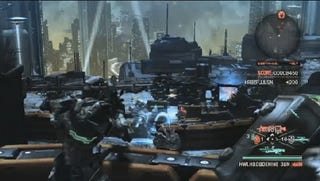 Illustration for article titled Okay, Vanquish Gameplay Looks Neat But...