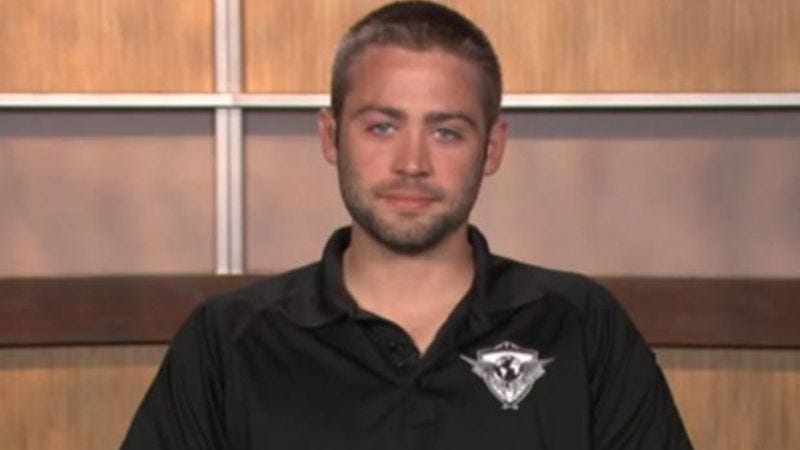 Cody Walker on CBS News