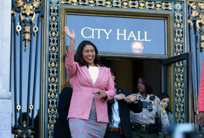 Illustration for article titled It's Official: London Breed 1st Black Woman Elected Mayor of San Francisco