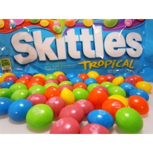 Tropical skittles are best skittles