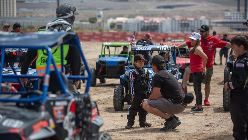 Kids Will Be Able To Go Off-Road Racing In The 'Mini Mint 400'