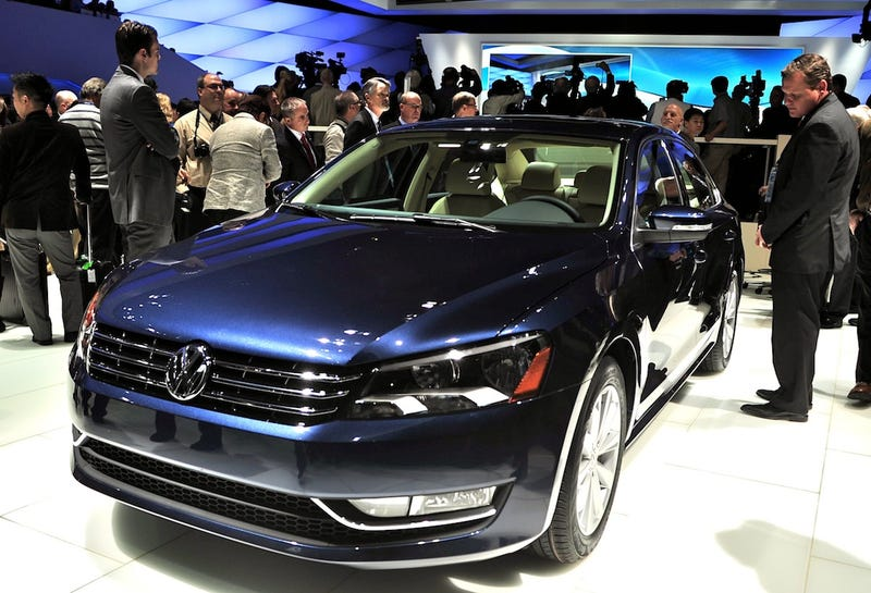 Illustration for article titled How Volkswagen Cut $7,000 From The 2012 Passat