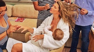 Illustration for article titled Breastfeeding Photos Are Now Allowed on Facebook