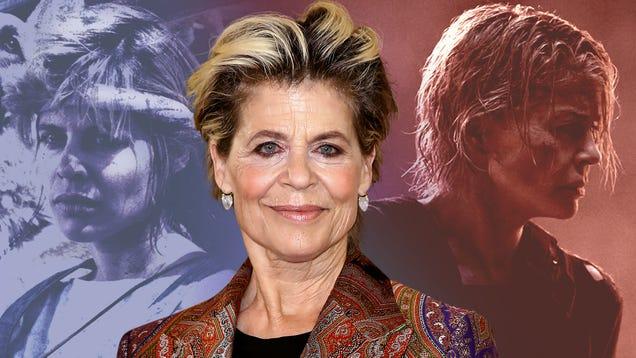 """Sarah Connor doesn't thrash"": Linda Hamilton on her enduring Terminator character"