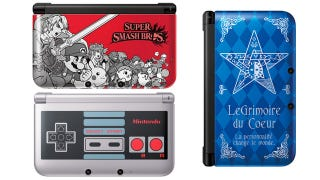 Illustration for article titled All the New Special Edition 3DS XLs Are Now Up for Preorder