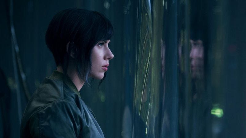 Illustration for article titled Original Ghost In The Shell director applauds live-action movie's casting