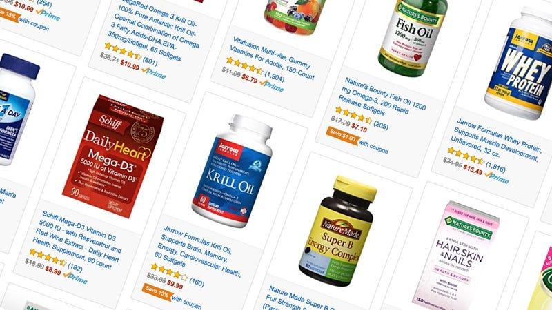 Amazon Vitamin Sale