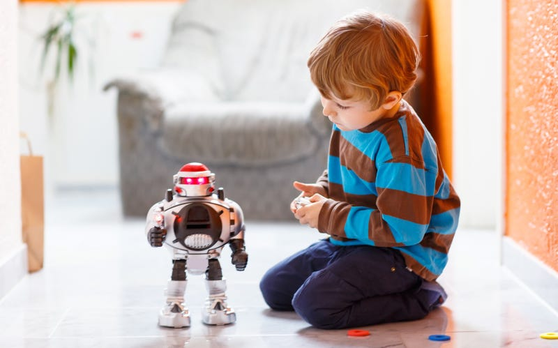 Illustration for article titled Annabell, lainteligencia artificial que aprendió a hablar con la fluidez de un niño