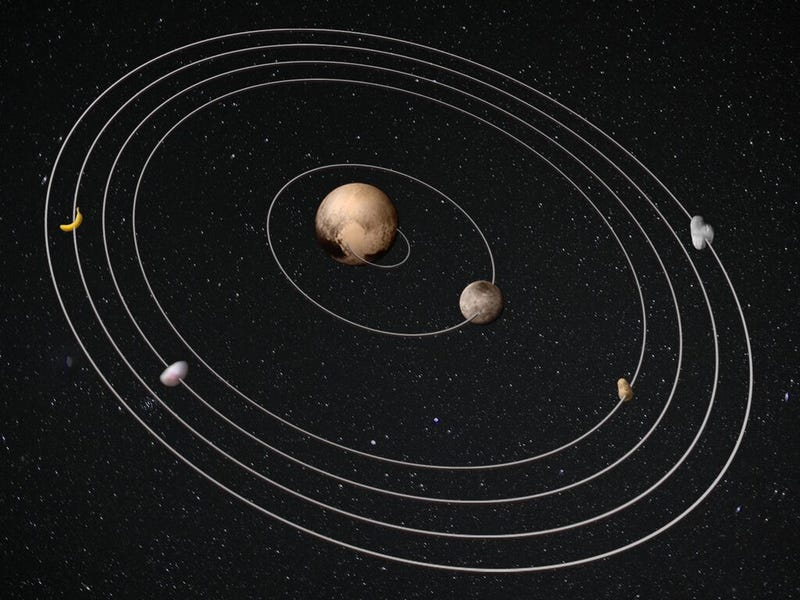 Illustration for article titled Pluto is Something Way More Awesome Than a Mere Planet