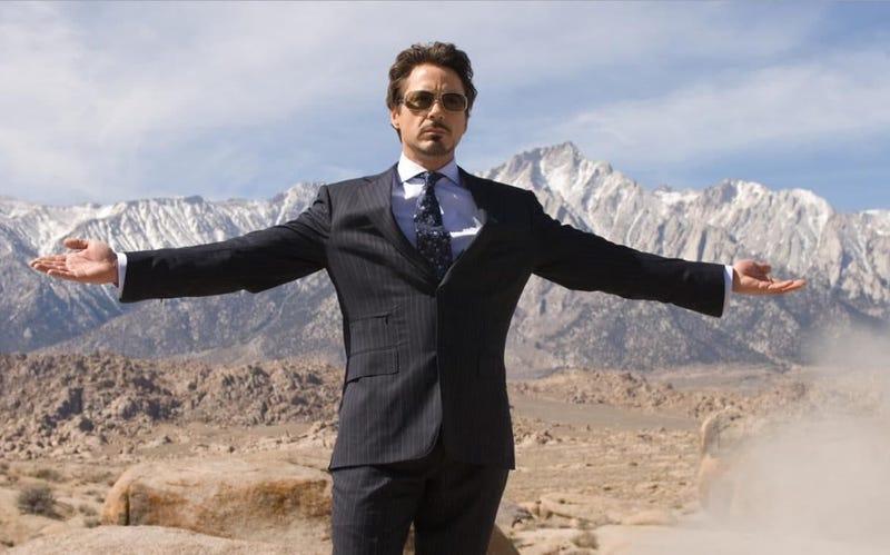 Tony Stark (quizás un tipo multiorgásmico)