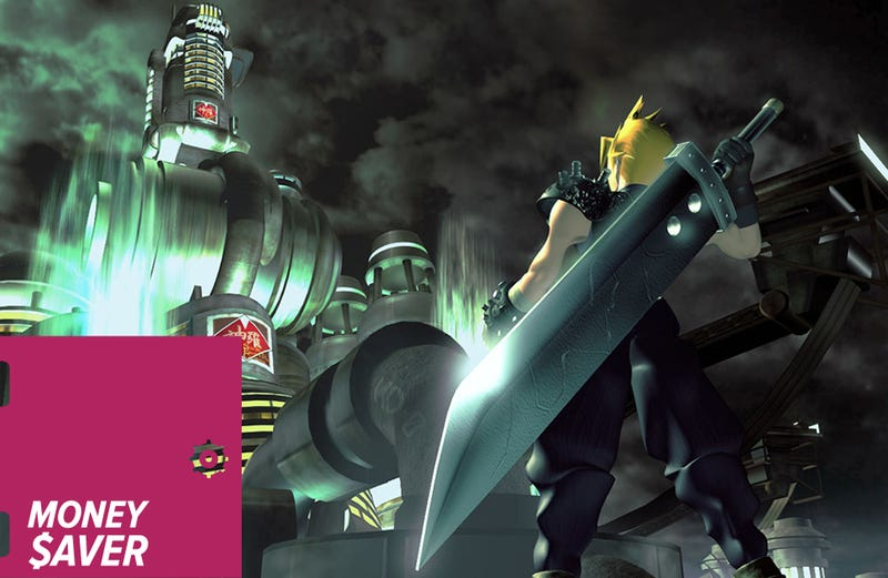 Illustration for article titled Moneysaver: Final Fantasy VII, Android Apps, Dell Monitor, NVIDIA Deal