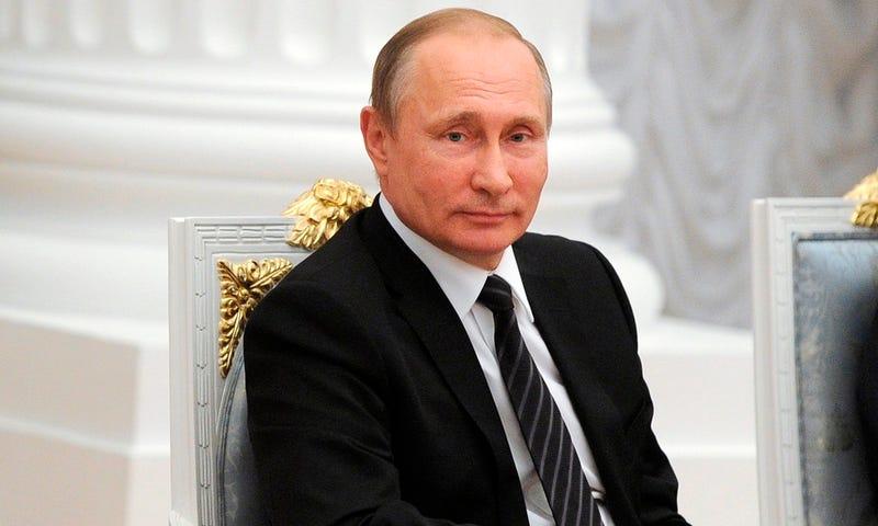 Foto: Mikhail Klimentyev / AP Images.