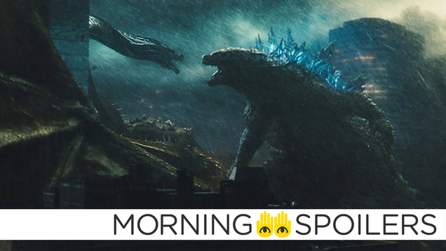 Updates From Godzilla: King of the Monsters, American Gods, and More